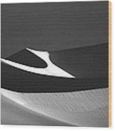 Death Valley Dunes Wood Print
