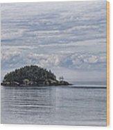 Deception Island Wood Print