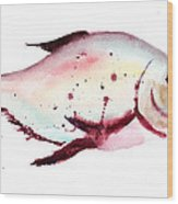 Decorative Fish Wood Print