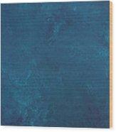 Deep Sea Wood Print