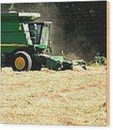 Deere 9650 Sts 16006 Wood Print