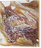Defiance Wood Print