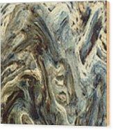 Deformation Wood Print