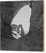 Delicate Arch 4 Wood Print