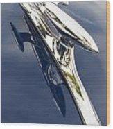 Delta 88 Rocket Wood Print