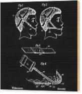 Dental Patent  Office Art Wood Print
