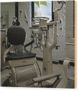 Dentist - Dental Office Wood Print