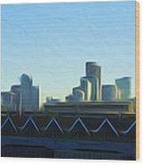 Denver V2 Wood Print
