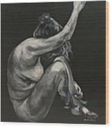 Depression- Uruz Wood Print