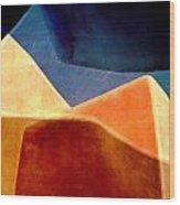 Desert Dunes Number 2 Wood Print