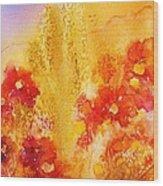 Desert Treasures Wood Print