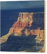 Desert View Grand Canyon 2 Wood Print