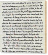Desiderata Romanesque Wood Print