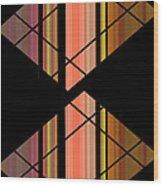 Design Spin 74 Wood Print
