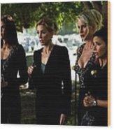 Desperate Housewives TV serie - 1 Wood Print