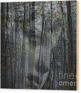 Destination Uncertain Wood Print