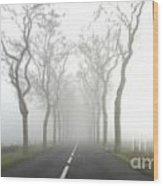 Destination Unknown Wood Print
