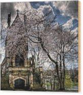 Dexter Mausoleum Wood Print