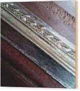 Diagonals Wood Print by Jaime Neo