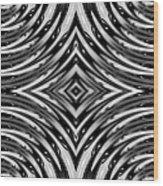 Diamond Light Wood Print