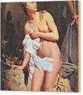 Diana Wood Print