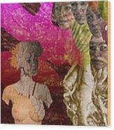 Digindeep Wood Print