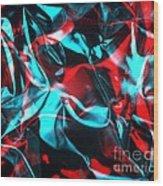 Digital Art-a28 Wood Print
