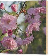 Digital Spring Wood Print