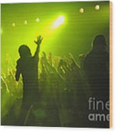 Disciple-kevin-9551 Wood Print