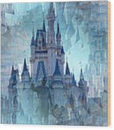 Disney Dreams Wood Print
