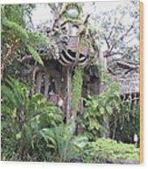 Disneyland Park Anaheim - 121210 Wood Print