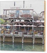 Disneyland Park Anaheim - 121239 Wood Print