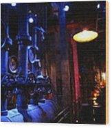 Disneyland Park Anaheim - 121241 Wood Print
