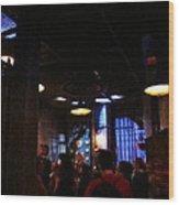 Disneyland Park Anaheim - 121243 Wood Print