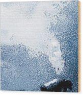 Diver Down Wood Print