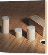 Diversity Concept Wood Print