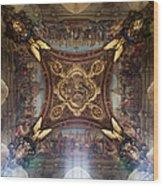 Divinity Wood Print
