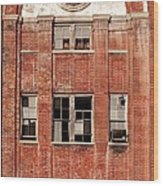 Dixie Beer Headquarters Wood Print