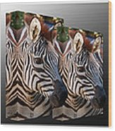 Dizebria Wood Print