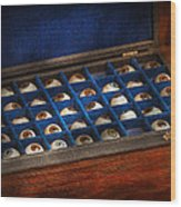 Doctor - Optometrist - I've Always Had Eyes For You Wood Print
