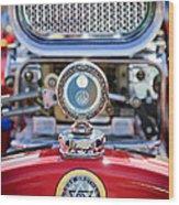 Dodge Brothers - Boyce Motometer Wood Print