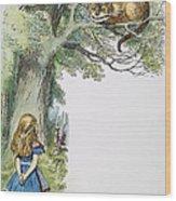 Dodgson: Alice, 1865 Wood Print