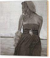 Dolce Breeza Wood Print