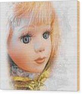 Doll 622-12-13 Marucii Wood Print