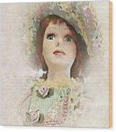 Doll 624-12-13 Marucii Wood Print