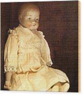 Doll Shop Wood Print
