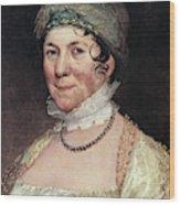 Dolley Payne Todd Madison (1768-1849) Wood Print
