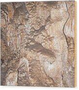 Dolls Theater Carlsbad Caverns National Park Wood Print