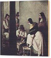 Dominguez Becquer, Jos� 1805-1841. The Wood Print
