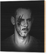 Dominic Monaghan In The Dark Wood Print